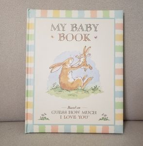 NEW My Baby Book